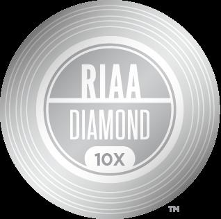 Resultado de imagem para diamante riaa