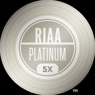 Gold & Platinum - RIAA